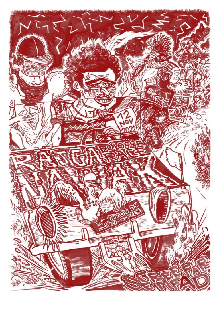 vincentcrog.com Posters Rajganawak
