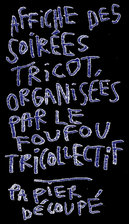 vincentcrog.com Les Soirées Tricot